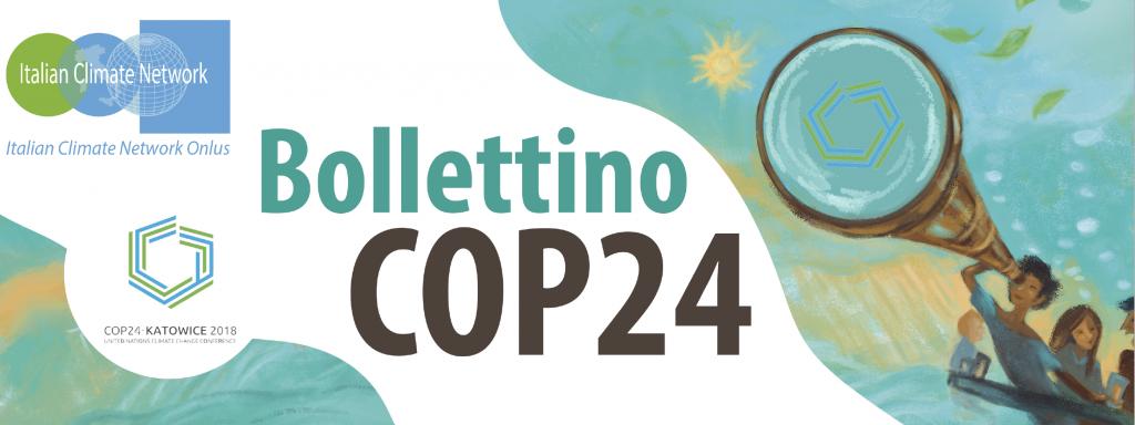 cop24 italia clima